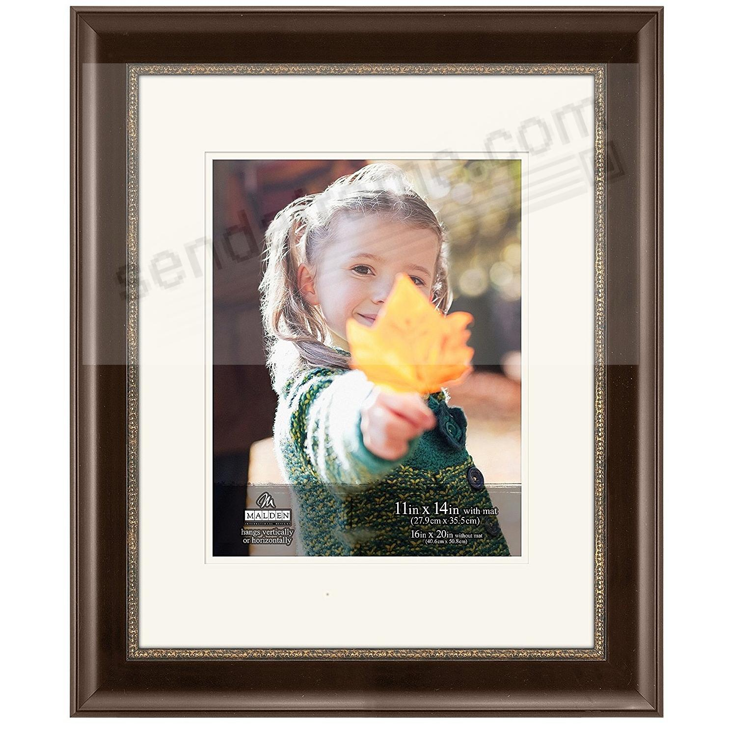 Old Fashioned Frame Matted To 11x14 Sketch - Picture Frame Ideas ...