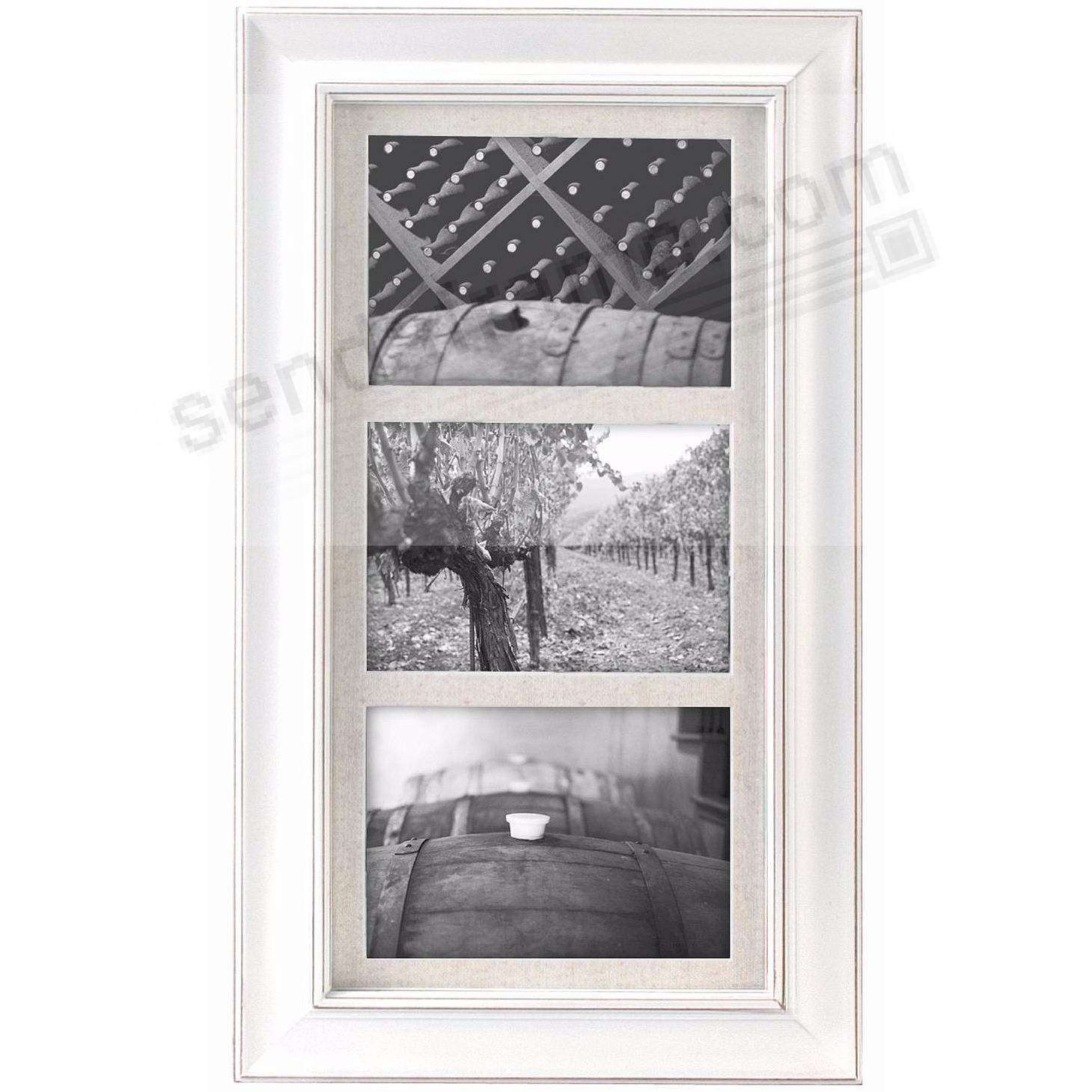 BARNSIDE WHITE Collage for 3 - 5x7 prints by Malden® - Picture ...