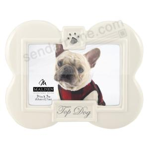 Top Dog Ceramic Frame Is Perfect For A Dog Lover By Malden Designs