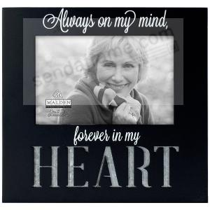 Always On My Mind Forever In My Heart By Malden Picture