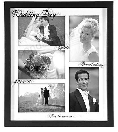 WEDDING DAY Reflection Shadow Collage - displays 5 - by Malden ...