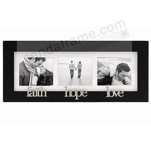Faith Hope Love In A Special Frame Picture Frames Photo Albums