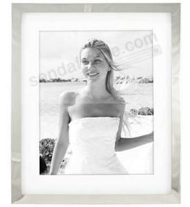 Matted Silver Metal Shadow 8x1010x12 Frame By Malden Picture
