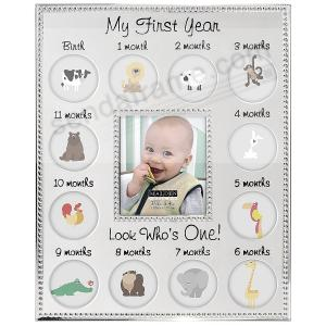 My First Year Keepsake Frame By Malden Picture Frames Photo