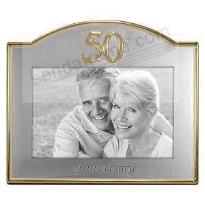 celebrate a 50th anniversary with this special frame by malden