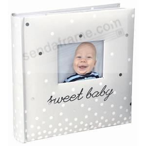 Sweet Baby Brag Book Photo Album 2 Up Display By Malden Picture
