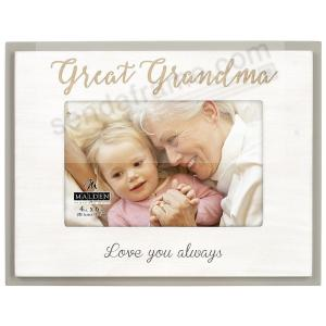 Great Grandma Love You Always Keepsake Frame Picture Frames Photo