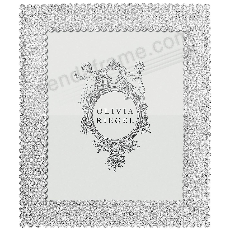 Alexis Silver alexis silver austrian crystal 8x10 frameolivia riegel