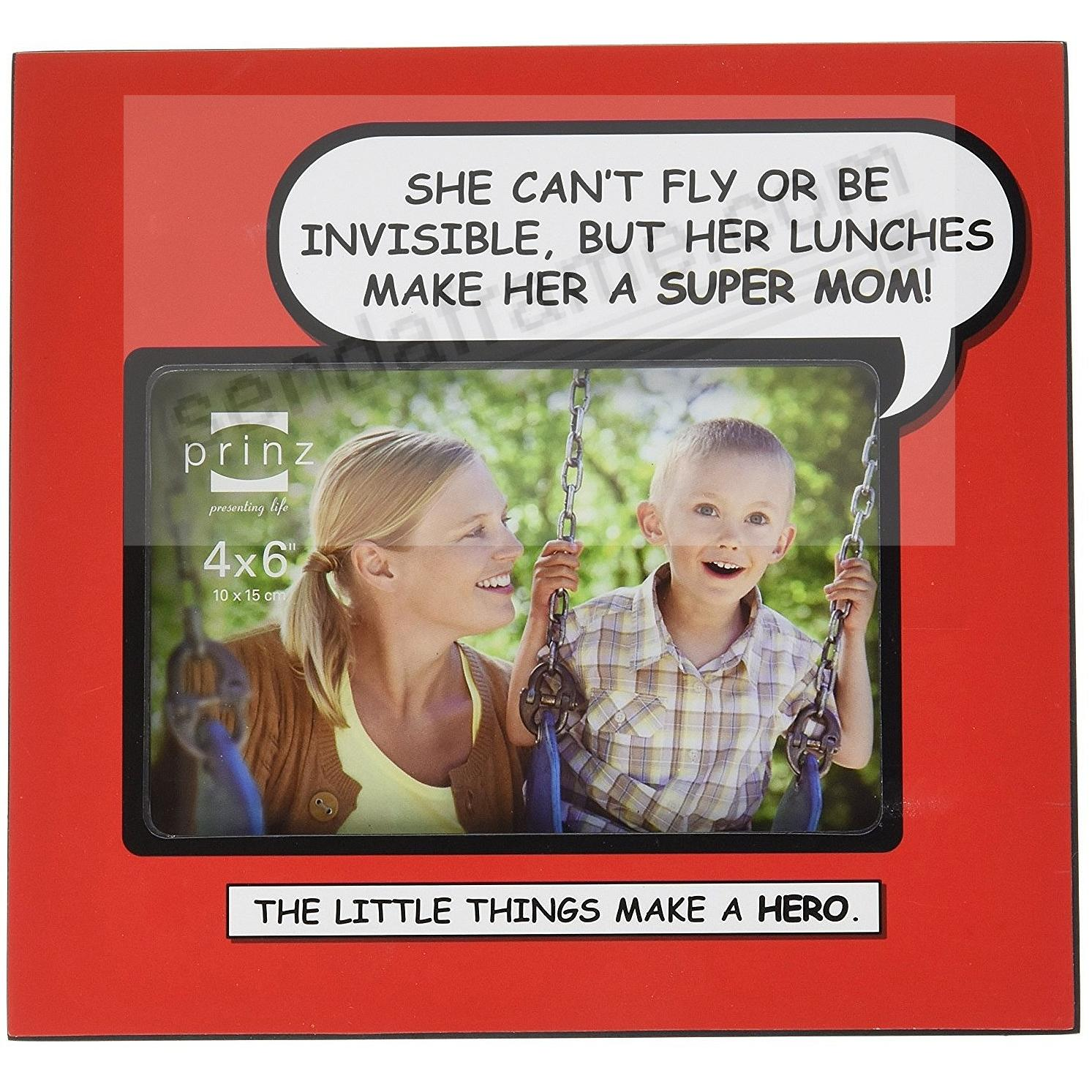 TALK BUBBLE DYNAMIC MOM Frame by Prinz® - Picture Frames, Photo ...