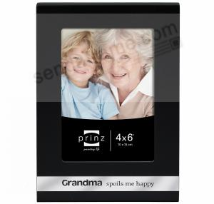 Grandma Spoils Me Happy Frame By Prinz Picture Frames Photo