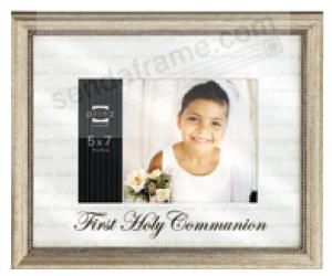 Sacred Moment Special First Holy Communion Frame By Prinz Picture