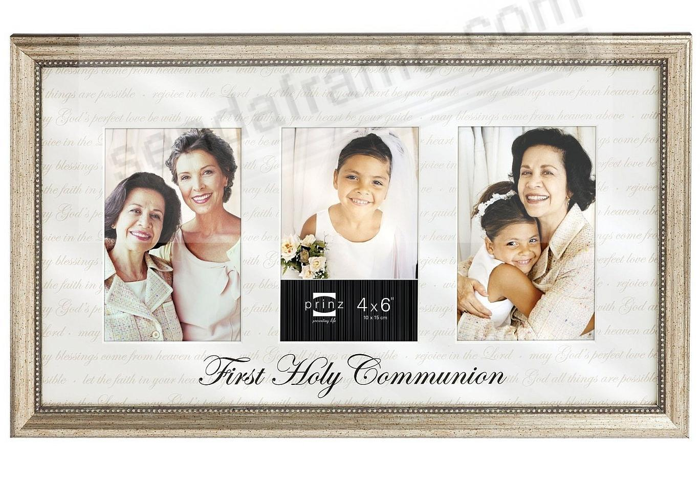 Sacred Moment Special Holy Communion Frame By Prinz Picture Frames