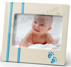 Blue Footprints Framebrby Russ Berrie Picture Frames Photo