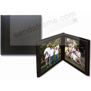 Professional Parade Blackblack Slip In Mat Photo Album For 36 5x7