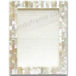 Precious White Italian Mother Of Pearl Frame By Tizo Picture