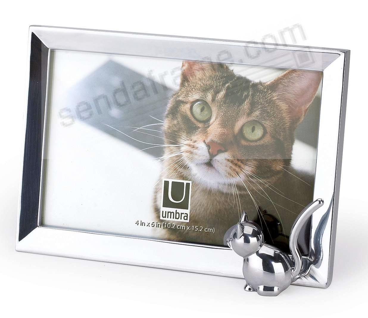 Umbra MEMOIRE CAT frame for 6x4 prints - Picture Frames, Photo ...