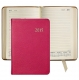 Standard 3-ring Baby-Pink eco-leather album with slip-in pocket pages by Graphic Image�