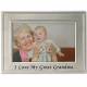 WORLD GRANDPARENTS FRAMEby Really Great News�