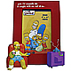 HOMER & TV frame from The SIMPSONS� Collection