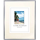 Classic Silver Aluminum POSTER frame by MCS�