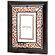 Beaded CINNAMON frame by Sixtrees�