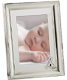 TEDDY BEAR silverplated baby frame