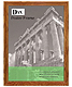 Solid oak poster from DAX/Connoisseur� @ warehouse pricing