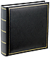 Store 200 photos in our handsome black Classic Library bookbound album