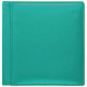 RODEO TURQUOISE pebble grain leather #133 magnetic page album by Raika�