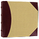 Brown & Canvas album by Pioneer� holds 300 4x6 photos w/memo area