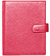 Bright Pink fine leather Brag Book for 20 printsby Graphic Image�