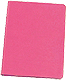 Saffiano-Pink eco-leather 9 Large Journal by Graphic Image�