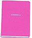 Saffiano-Pink eco-leather 7 Medium Travel Journal by Graphic Image�