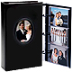 CONCORD CAMEO 3-ring pocket black proof book for up to 300 4x6 photos