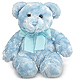 BLUEBERRY BLUE Plush Teddy Bear by Melissa & Doug�