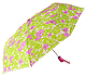 The Original Lilly Pulitzer� CHUM BUCKET print collapsible umbrella