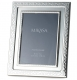 INFINITY BAND Silver Plated 4x6 picture frame by Mikasa�