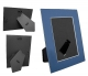 BEVEL-CUT Easel 5x7 Frame Blue Paper Stock (sold in 25s)