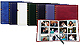 12-at-a-time ELITE album w/memo area pocket pages- prepack of 4 asssorted - by Pioneer�