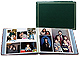 XL Pro Elite Hunter Green magnetic page album