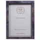 Gray Natural SIMPLE HORN 5x7 frame by Eccolo�