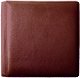 ROMA RED grain leather #105 album with 5-at-a-time pages by Raika�