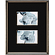LISO WALL FRAME displays 2 - 4x6 in NICKEL by Umbra�