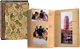 ECO-Paper Autumn album holds 300 4x6-4x12 photos with memo area