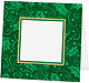 GREEN HOLLY Polaroid� easel frame (sold in 25s)