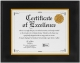 Black Document frame 11x8� / 14x11 by DAX/Connoisseur�