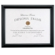 Economical Black Document by Lawrence Frames�