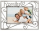 Pewter FAMILY frame by Malden�