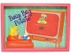 SALLY BEAN-BAG POTATO shadow box frame is a special Peanuts� piece