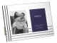 AVENUE Silver Plated Invitation Double picture frame by Mikasa�